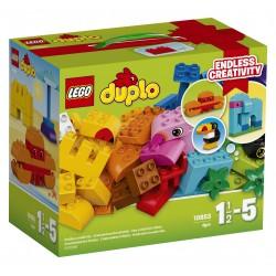 LEGO DUPLO SCATOLA DEL COSTRUTTORE CREATIVO