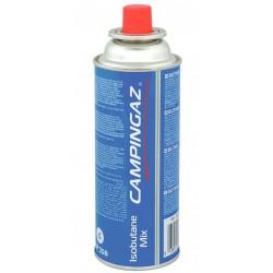 REFILL GAS BUTANO CAMPINGAZ CARTUCCIA CON VALVOLA CP250 220GR X4