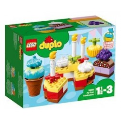 LEGO DUPLO LA MIA PRIMA FESTA