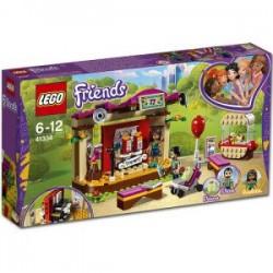 LEGO FRIENDS LA PERFORMANCE AL PARCO DI ANDREA
