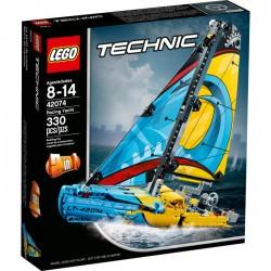 LEGO TECHNIC YACHT DA GARA