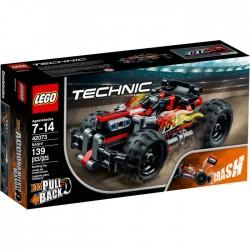 LEGO TECHNIC AUTO CRASH!