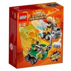 LEGO SUPER HEROES THOR CONTRO LOKI
