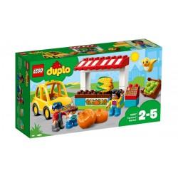 LEGO DUPLO IL MERCATINO BIOLOGICO