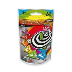 GEOMAG SPIN COLOR MAGNETIC MIX 10PZ X12