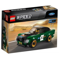 LEGO SPEED FORD MUSTANG FASTBACK