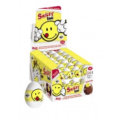 OVETTI SORPRESA SMILEY 20GR X48