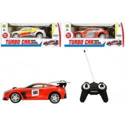 AUTO R/C TURBO CAR 1:24 *****