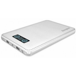 POWER BANK ENERGIZER UE20000 2USB + 1MICRO USB DISPLAY LED 18000MAH polimeri di litio