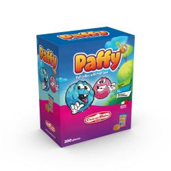 GUMMI HAPPY GAMMY PAFFY GELE' E FRUTTA 8GR X200