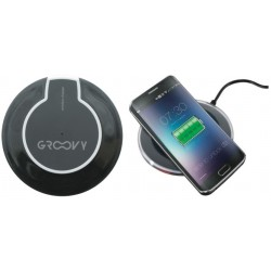 GROOVY GRAB&GO REFILL BASE WIRELESS CHARGER PAD X5