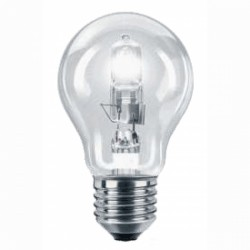 *LAMPADINE ALOGENA GOCCIA PEGASO 70W E27 A60 2700K