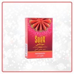 MELASSE SOEX HERBAL FLAVOUR AROMA WATERMELON - ANGURIA 50GR