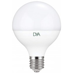 LAMPADINE GLOBO LED E27 20W G120 3000K DYA 2160 LUMEN 120X160MM