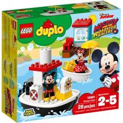 LEGO DUPLO LA BARCA DI TOPOLINO