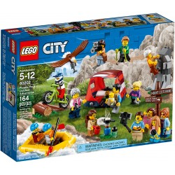 LEGO CITY PEOPLE PACK - AVVENTURE ALL' ARIA APERTA