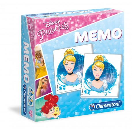 CLEMENTONI MEMO GAMES PRINCESS