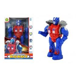 ROBOT ATTACK *****
