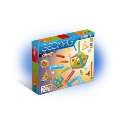 GEOMAG CONFETTI COLOR MAGNETIC MIX 50PZ