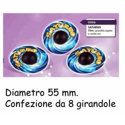 PTY PIRICO GIRANDOLE UB GIRELLA SATURNO 5,5CM X8