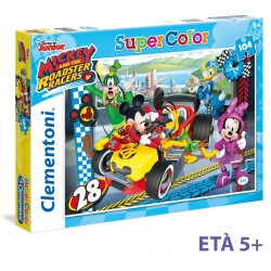CLEMENTONI PUZZLE MICKEY AND THE ROADSTER RACERS 104PZ