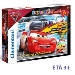 CLEMENTONI PUZZLE MAXI CARS 3 24PZ